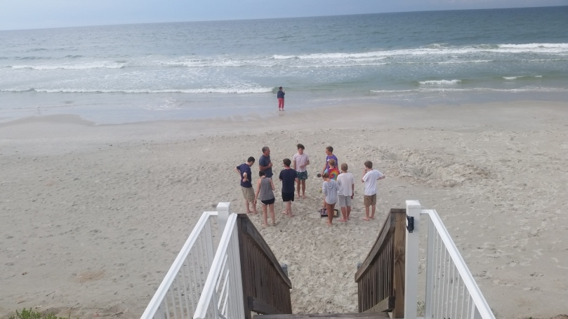 2016 beach bocce