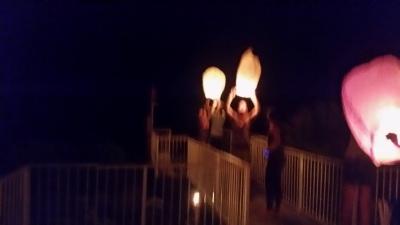 2016 beach lanterns