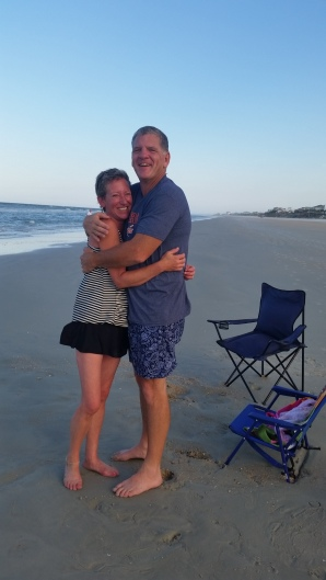 2016 beach mike and amy